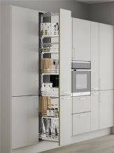 SOFT CLOSE LARDER PULL-OUT UNIT (Innostor Plus) to suit 300mm wide cabinet (ECF IP2L31)
